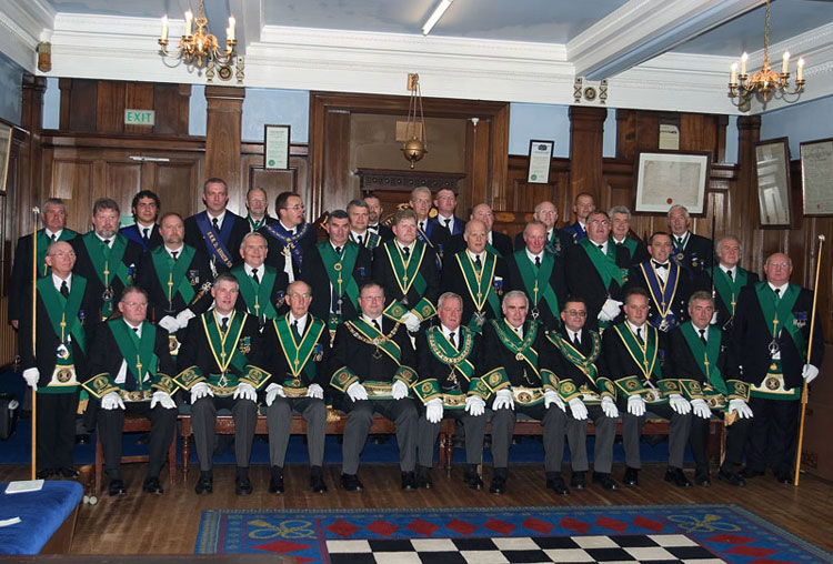Provincial Grand Lodge of Aberdeenshire East - 2004